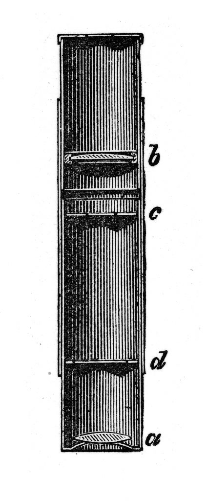 M0010833 Microscope probably made by Zacharias Janssen