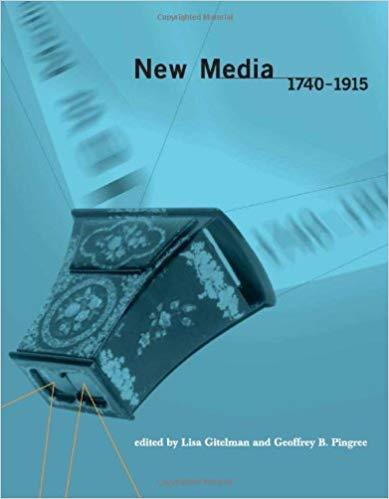 New Media book