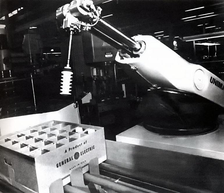 timeline_ai.robotics_1961.unimate