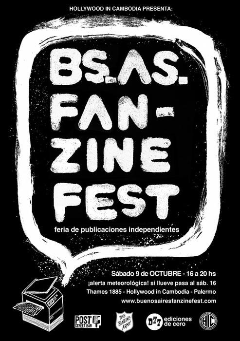 BSAS fanzine fest
