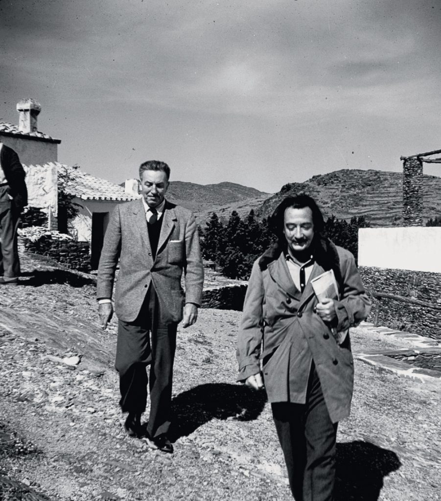 salvador_dali_and_walt_disney_port_lligat
