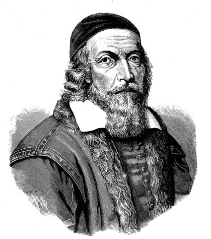 Johan Amos Comenius 1592-1671