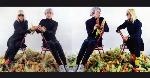 Minujin Warhol