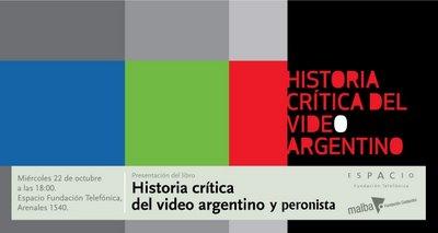 Historia Crítica del argentino vídeo