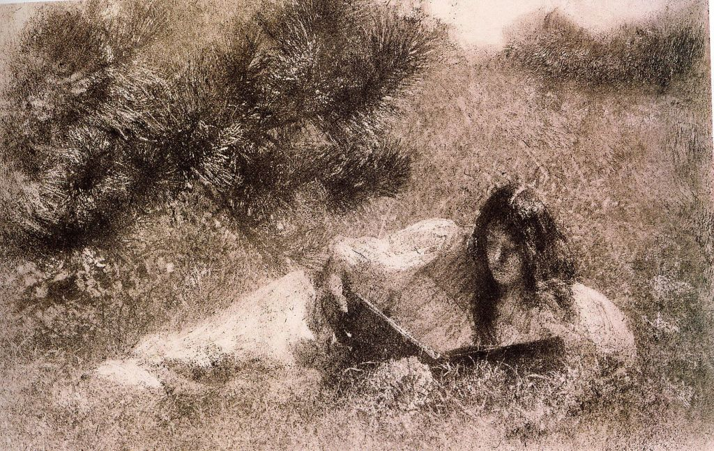38-In-the-Grass-by-Robert-Demachy-1902