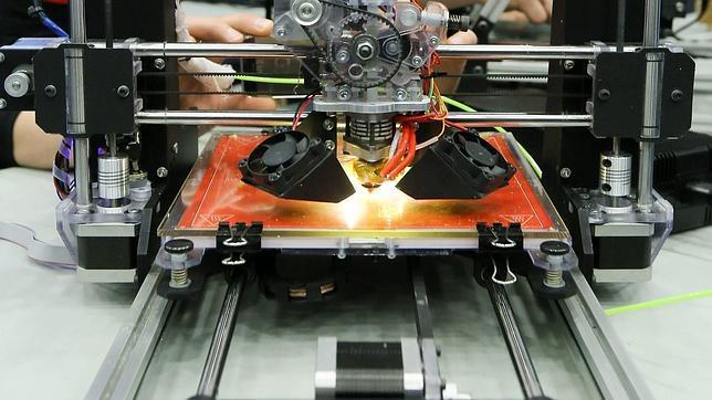 3d printing idis for Impresora 3d laser
