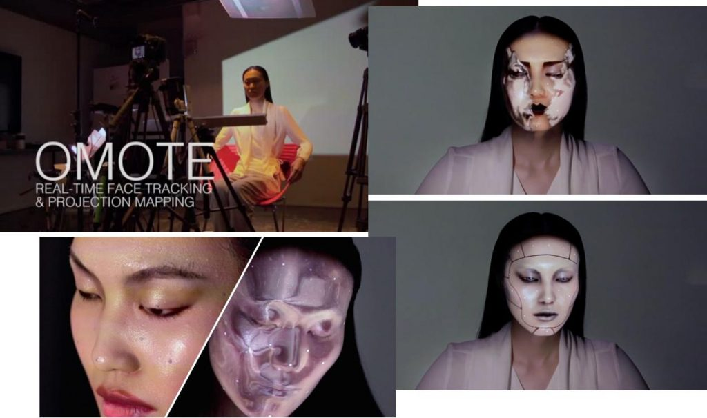 omote-realtime-face-tracking