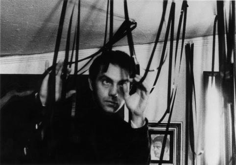 2. Gregory Markopoulos. Photo Courtesy the Artist