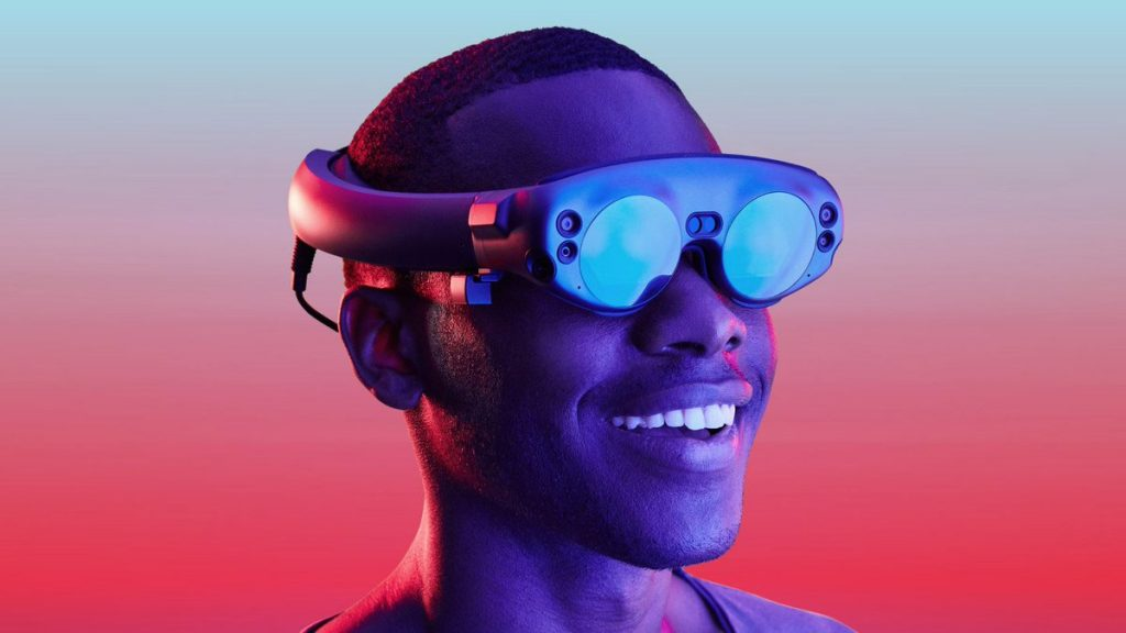 1 Magic leap One