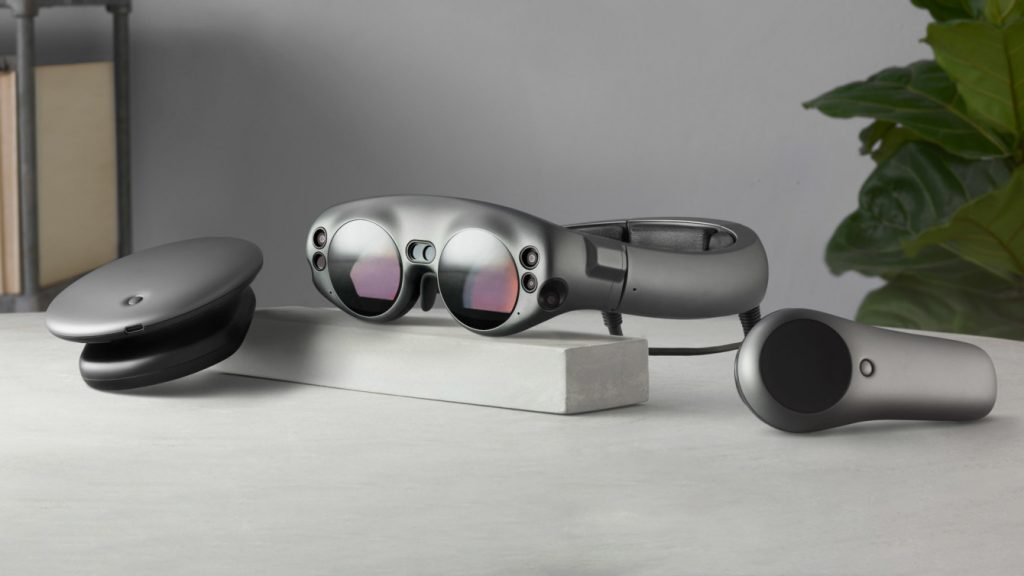 3 Magic Leap One