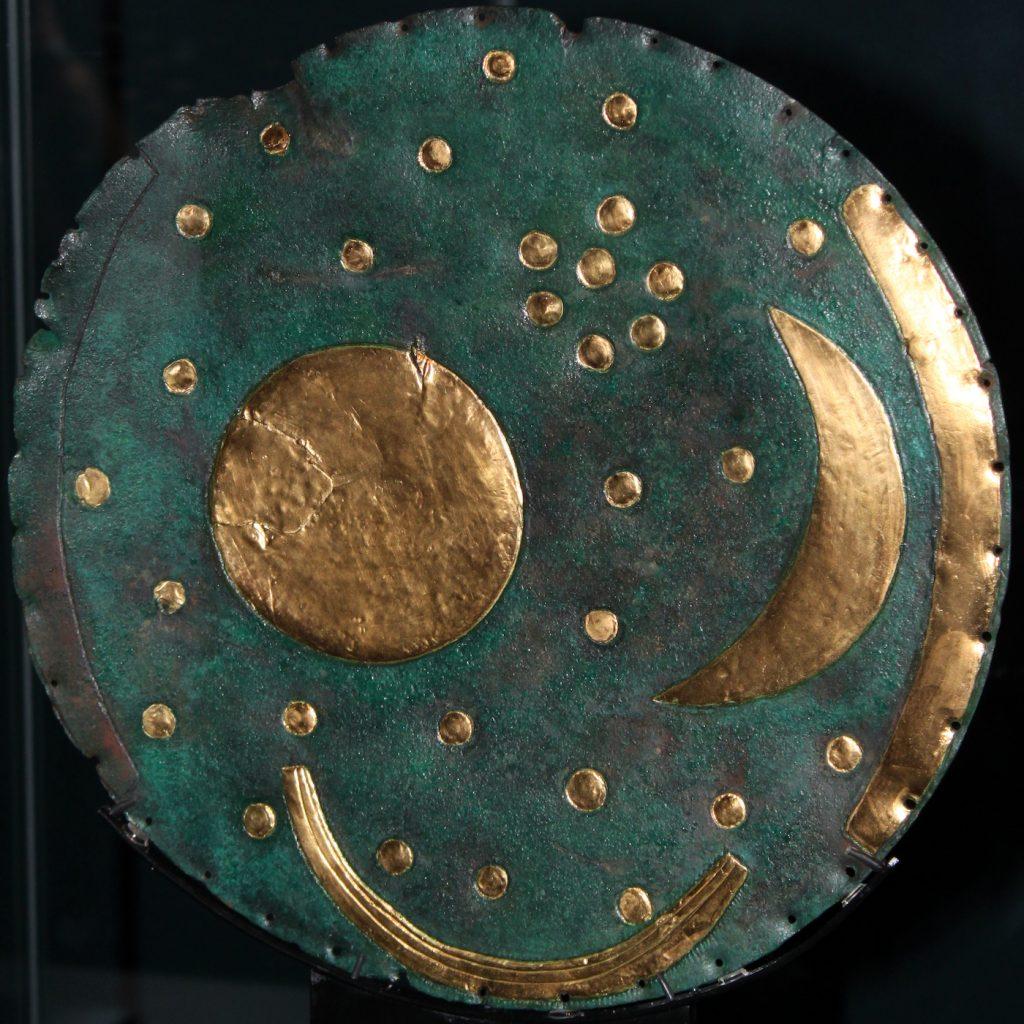 Disco celeste de Nebra 01
