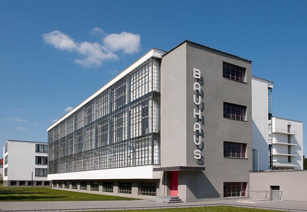 Bauhaus hoy