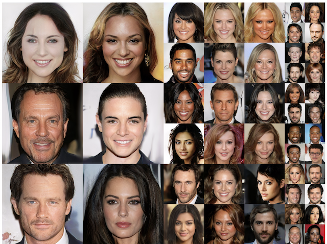 Examples-of-Photorealistic-GAN-Generated-Faces