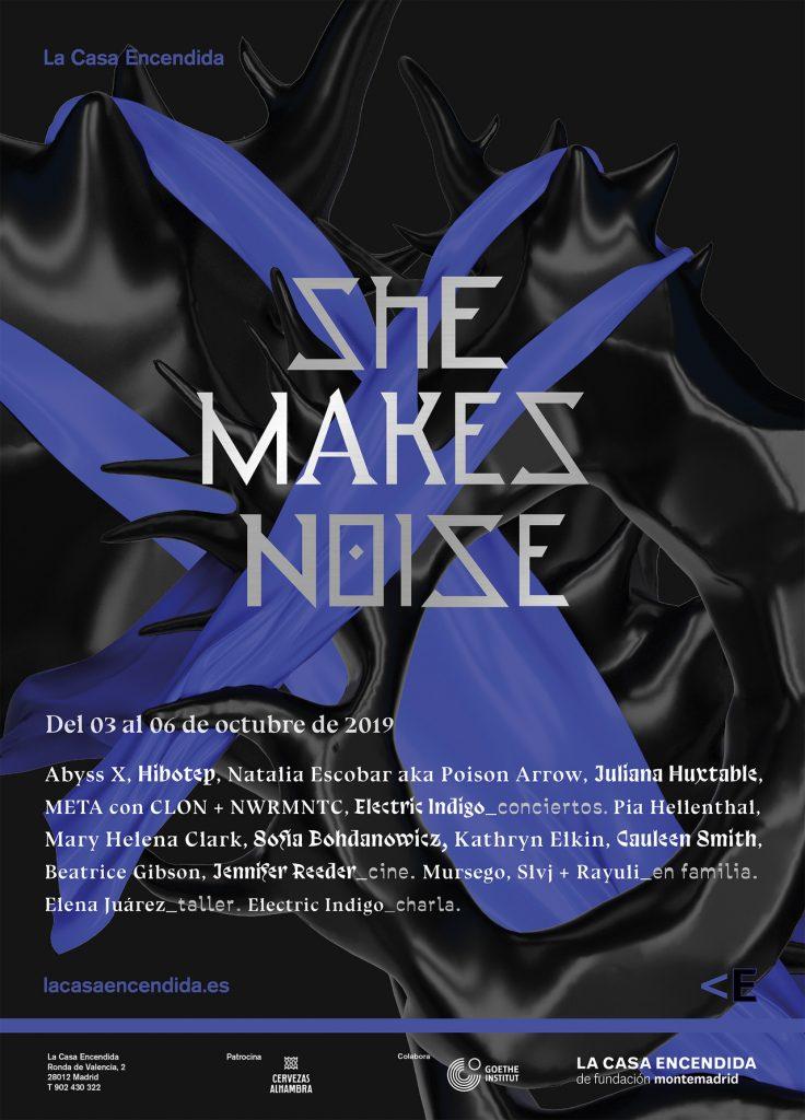 She Makes Noise 01