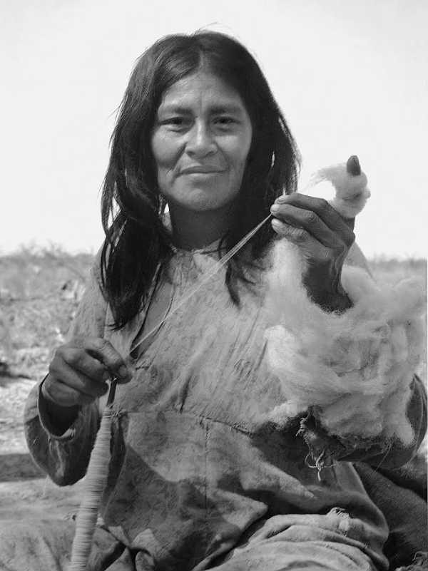 Mirada de Grete Stern sobre el gran Chaco en MJH 1