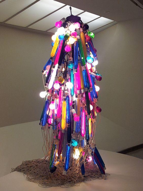 Electric Dress_ Atsuko Tanaka