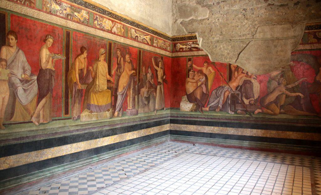 Villa_dei_Misteri_-_Pompei
